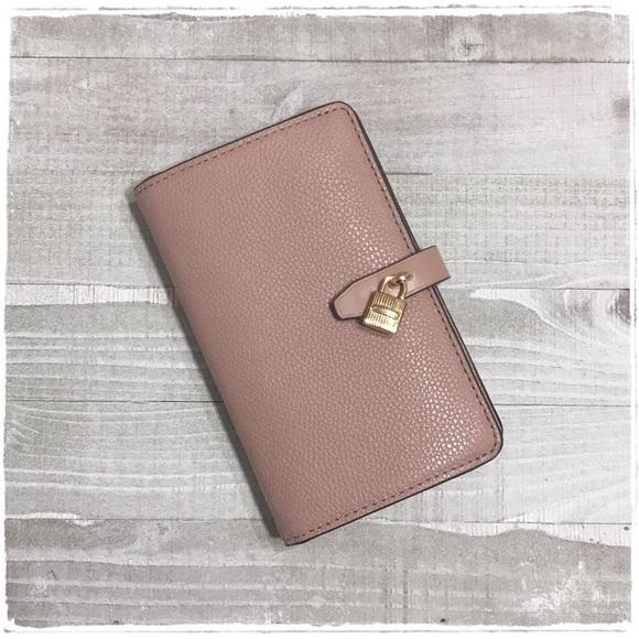 28753f708c47dd Michael Kors Bags | Nwt Adele Slim Bifold Wallet Fawn | Poshmark